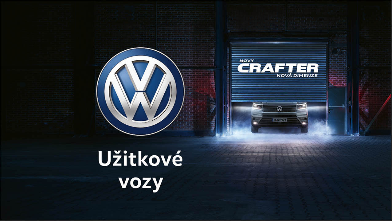 Nový VW Crafter | 360video.cz