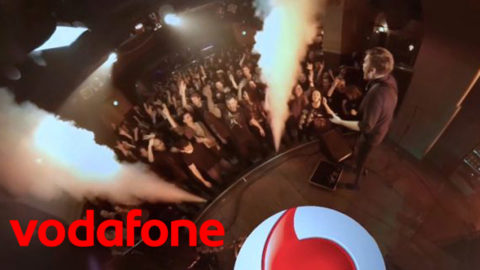 Vodafone 360 koncert | 360video.cz